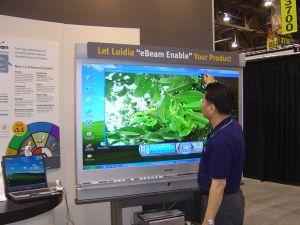TBI LCD interactif