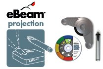 TBI mobile eBeam Projection