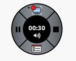 Palette interactive enregistrer