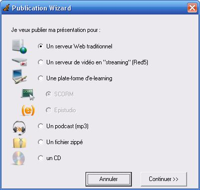 Assistant de Publication Speechi 4