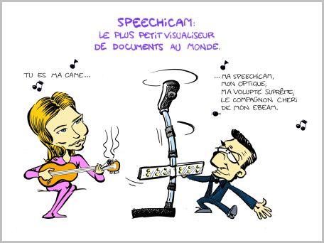 Voeux Speechicam
