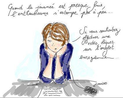 Tutoriel vidéo Speechi eBeam illustration