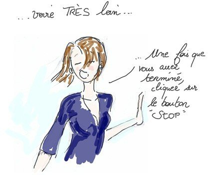 Tutoriel Speechi eBeam TBI dessin