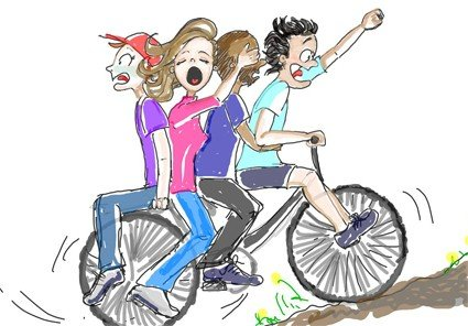 speech'ards concours vélo