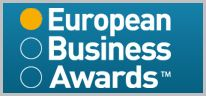 European Business Award Logo