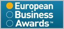 European Business Award Logo