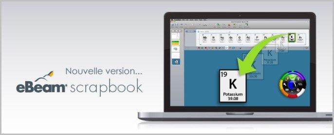 eBeam Scrapbook