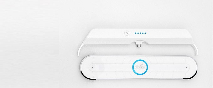 Tableau interactif mobile eBeam edge: batterie