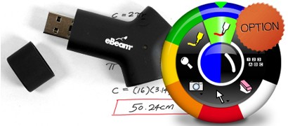 eBeam software