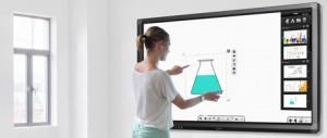 écran interactif