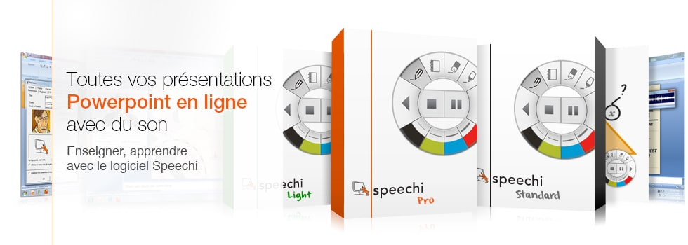 Vos présentations PowerPoint en Flash
