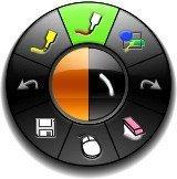 roue du logiciel pour tableau blanc interactif / TBI