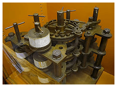 Machine à calculer de Babbage
