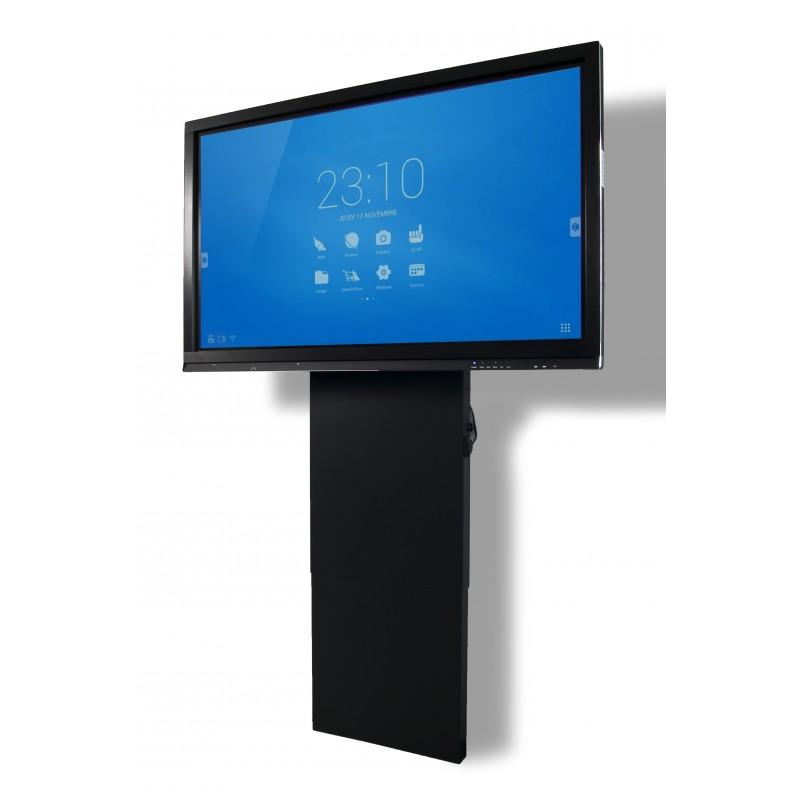 support pour écran interactif