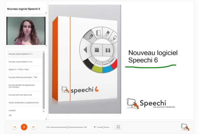 Speechi 6