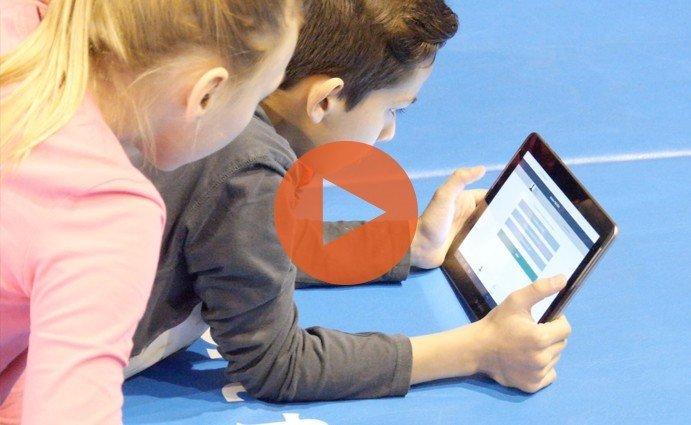 Vidéo sur le logiciel d'évaluation Je Lève La Main