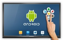Écrans tactiles Android Clevertouch : les points forts