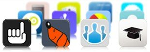 Android touch screen apps