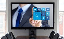 CleverTouch interactive screens: the strong points