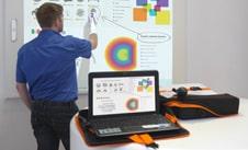 videoprojecteur interactif mobile