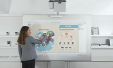 Speechi interactive projector
