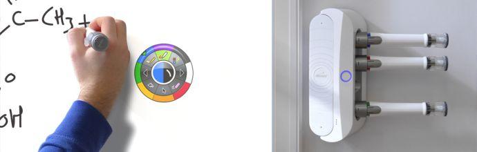 Chargeur tableau interactif ebeam edge plus coplet