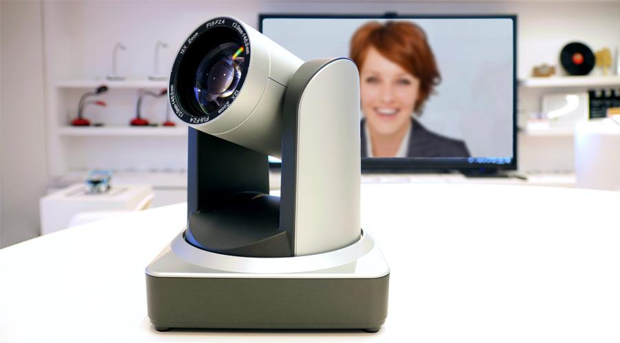 La caméra Speechi Full HD pour visioconférence