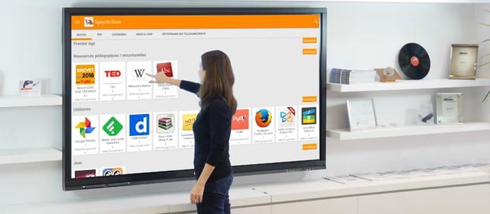 choisir ecran interactif