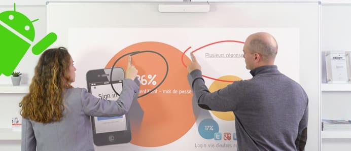 vidéoprojecteur interactif classe