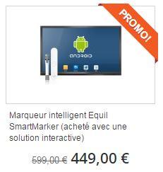 promotion paperboard numérique solution interactive