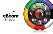 IWB eBeam Interact Software