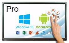 Speechi Touch Pro: Het aanbod aan touchscreens voor zakelijk gebruik