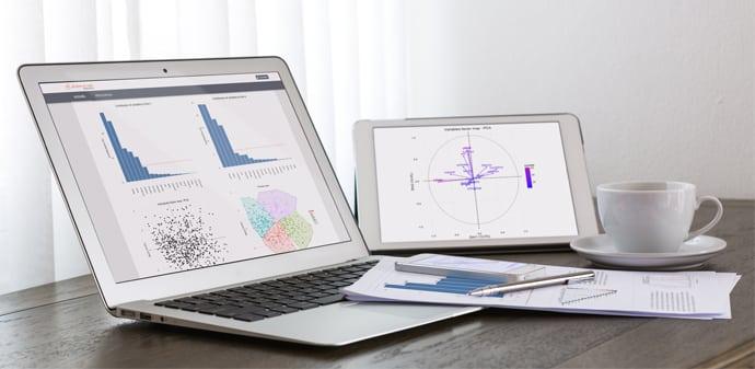Tableau interactif fixe et Logiciel d'évaluation Je Lève La Main