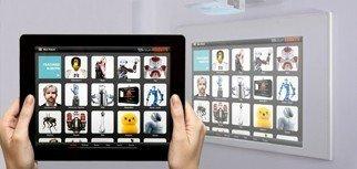 La présentation sans fil avec la clé wi-fi miroir (BYOD)