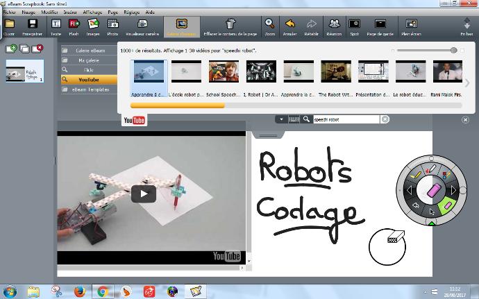 Insérer une vidéo youtube dans vos présentations interactives