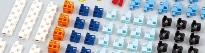 briques des kits robotiques