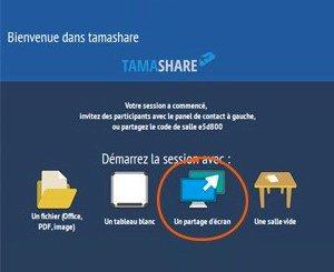 remote screen sharing