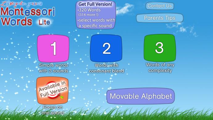 Connaitre les sons anglais sur un écran interactif tactile