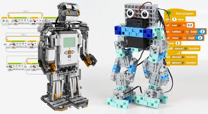 artec robots lego mindstorm