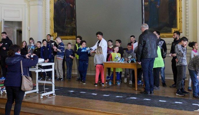 robot education roubaix