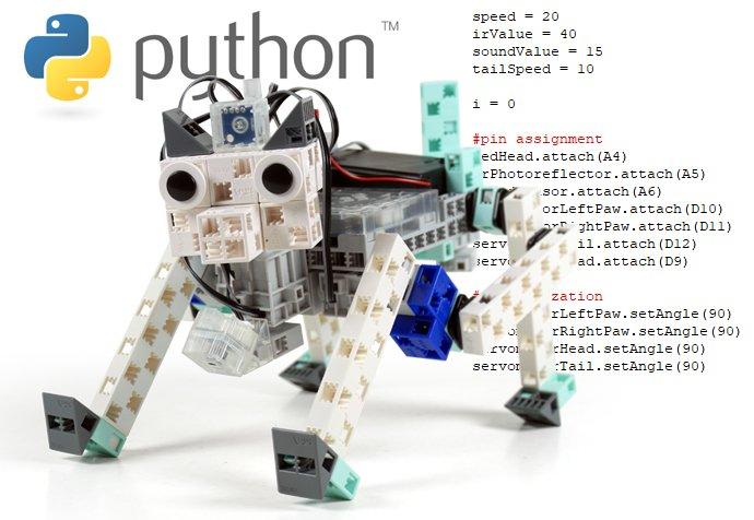 robot-python