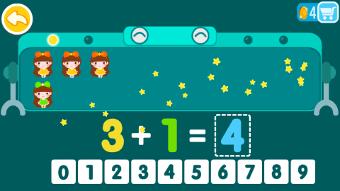 Apprendre les maths sur des écrans interactifs à l'école