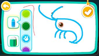 Dessiner sur un écran interactif à l'école