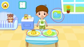 Devenir propre pour les enfants