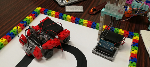 robots microbit