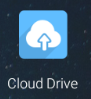 application cloud drive sur écran tactile clevertouch