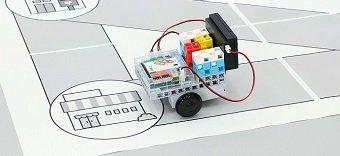 robot programmable pour apprendre à coder