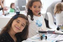 un robot programmable pour les petits