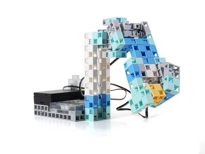 programmation bras robotique