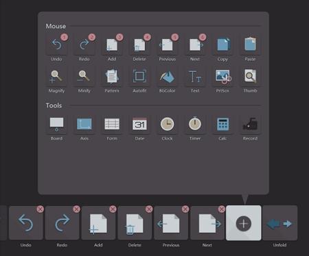 logiciel professionnel pour écran interactif lynxpro meeting